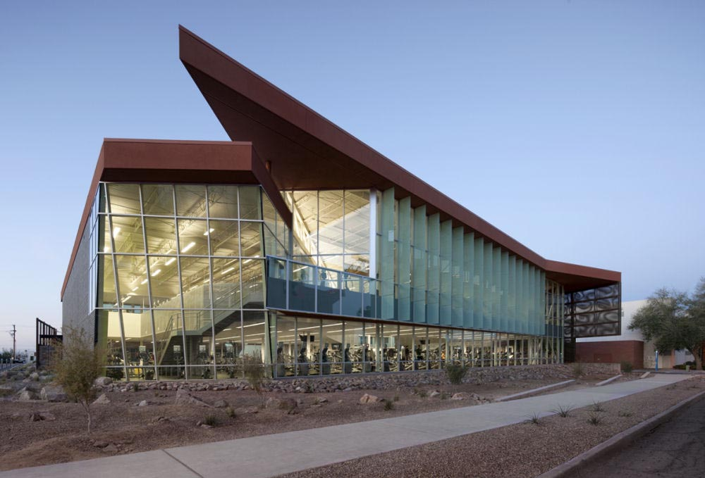 University of Arizona Recreation Center