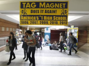 Magnet School for the Talented and Gifted best public high schools