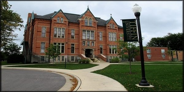 Tiffin University healthcare administration