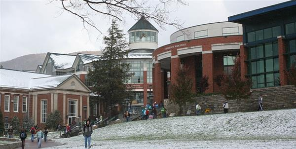 Appalachian State University Colleges in North Carolina