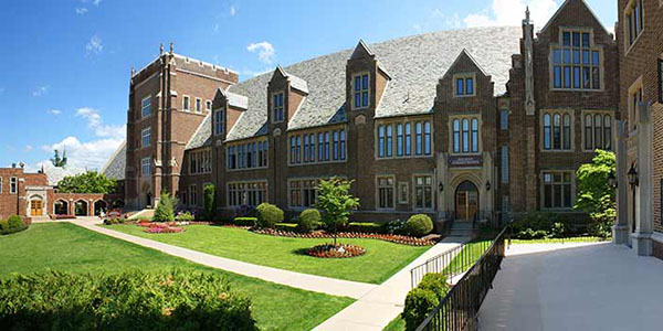Mercyhurst University colleges for students with autism