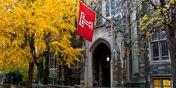 Temple University Best Online Colleges in Pennsylvania