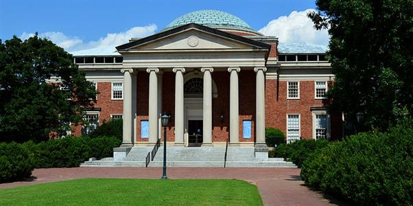 University of North Carolina at Chapel Hill Online Colleges in North Carolina