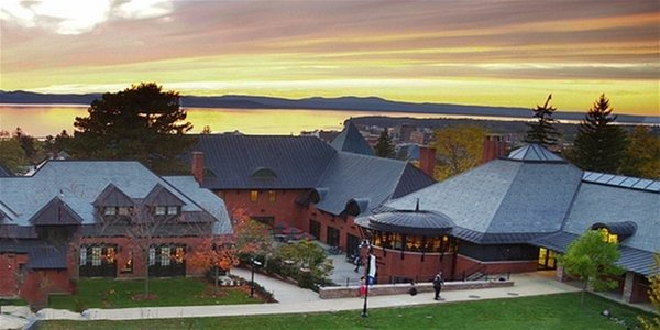 Champlain College most outstanding online colleges
