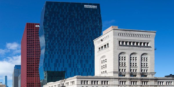 Roosevelt University Online Colleges in Illinois