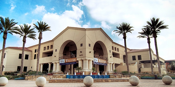California Baptist University masters in psychology