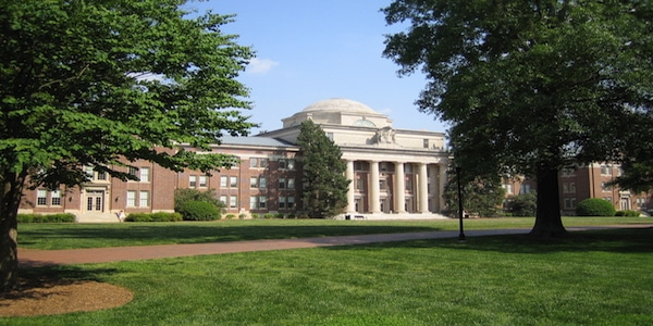 Davidson College Online Colleges in North Carolina