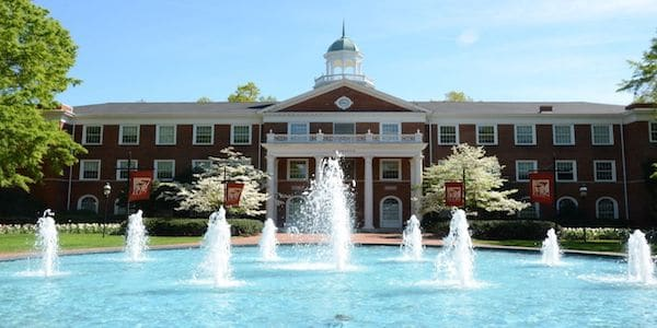 Elon University online accounting program