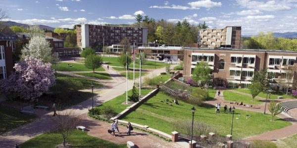 Plymouth State University online colleges in New Hampshire