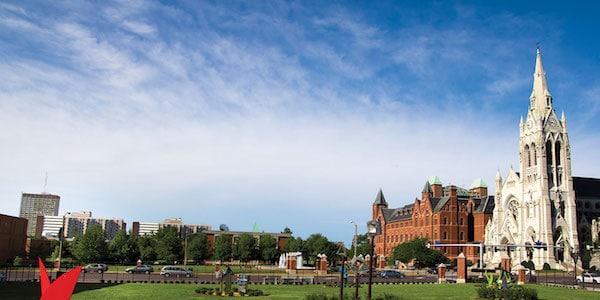 Saint Louis University masters in psychology
